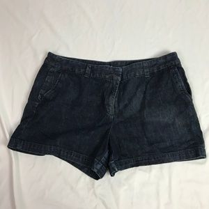 Loft | Size 12. Original Denim Jean Shorts